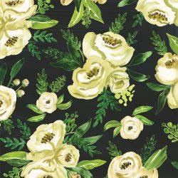 Scrapbook papír - White Rose Bouquet /Carta Bella (1ív)