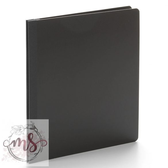 Flipbook Album - Simple Stories SN@P! Flipbook 6x8 Inch Black