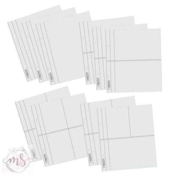 Flipbook Album - Simple Stories SN@P! Flipbook 6x8 Inch Black