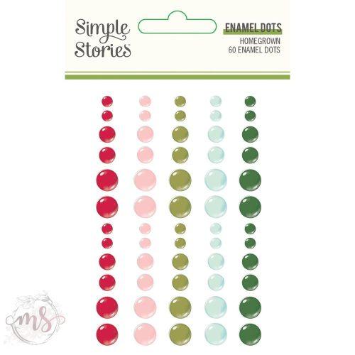 Enamel Drops - Öntapadós  - Holly Days 60db