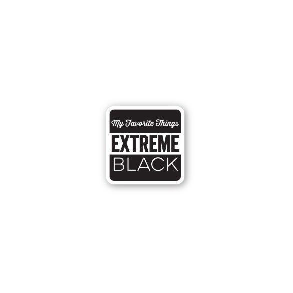 Tintapárna - My Favorite Things Extreme Black Hybrid Ink Cube - Fekete