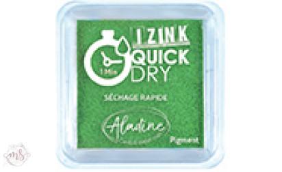 Tintapárna - Aladine Izink - Quick Dry Pigment Inkpad - Green