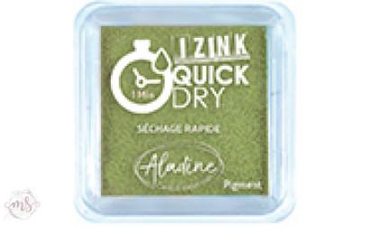 Tintapárna - Aladine Izink - Quick Dry Pigment Inkpad - Olive Green