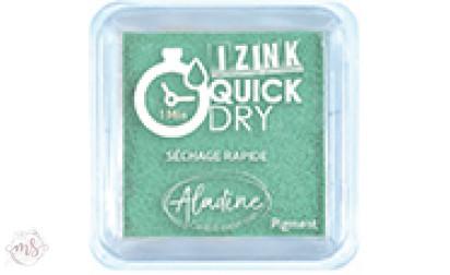 Tintapárna - Aladine Izink - Quick Dry Pigment Inkpad - Water Green
