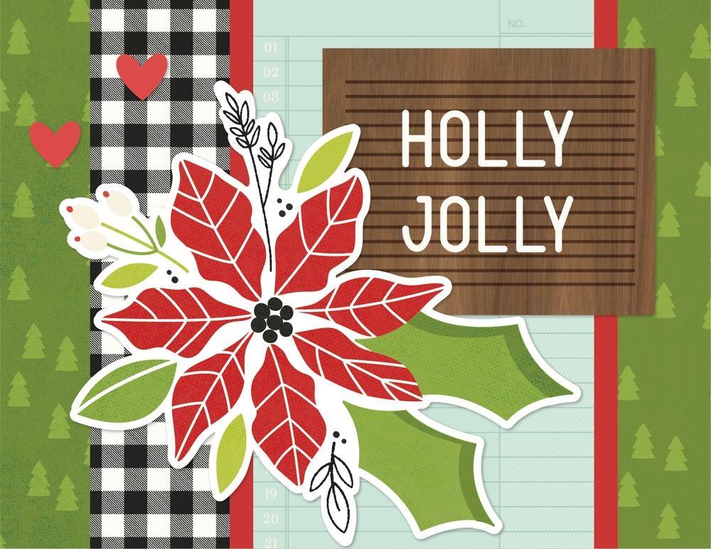 Holiday Hellos Képeslapok